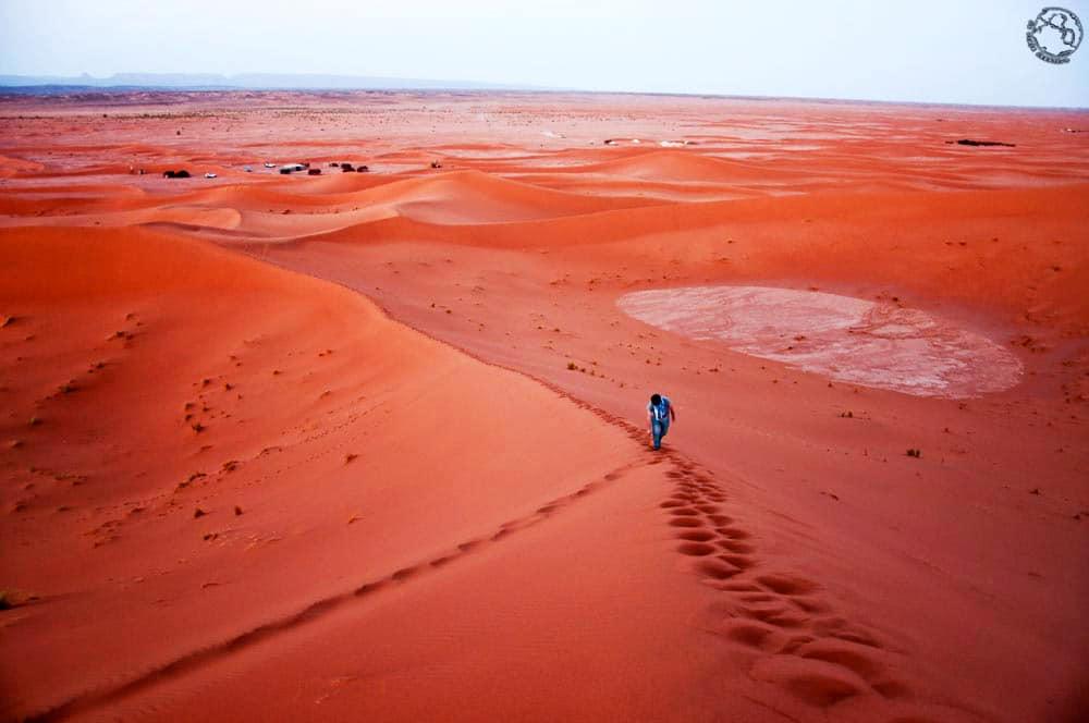 Gran duna de Erg Chigaga