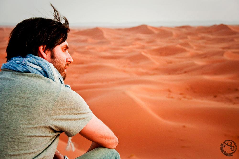 Desierto Erg Chigaga