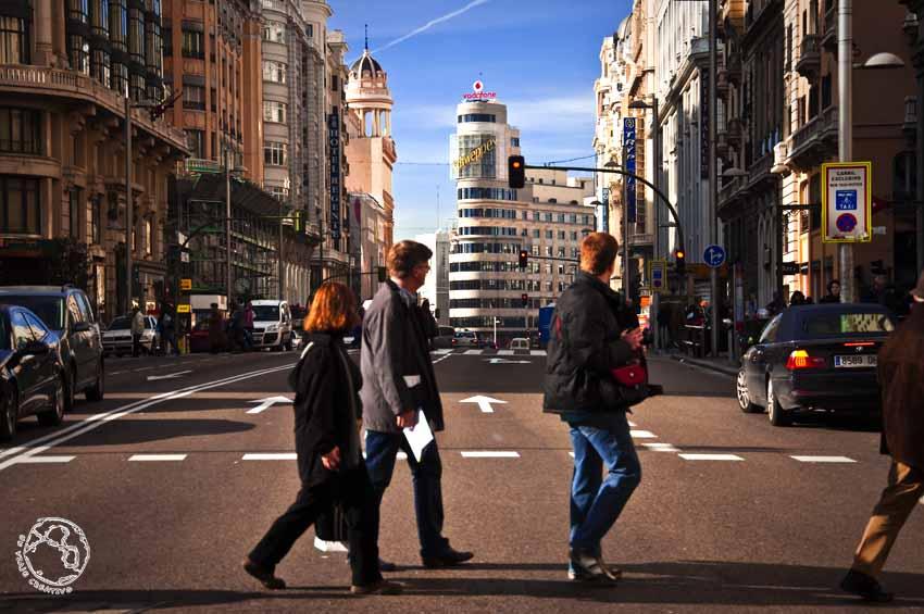 canciones de lugares de Madrid