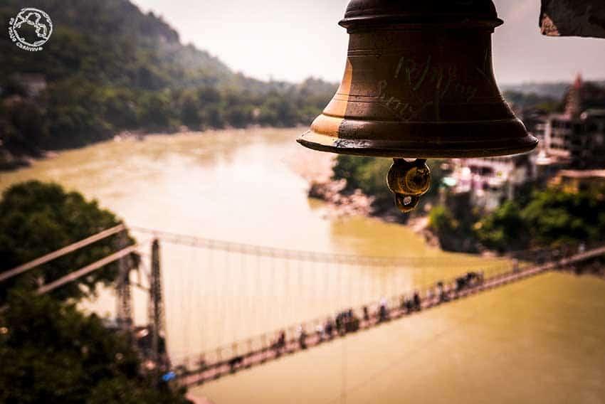 Rishikesh y el Ganges. Qué ver en India en un mes