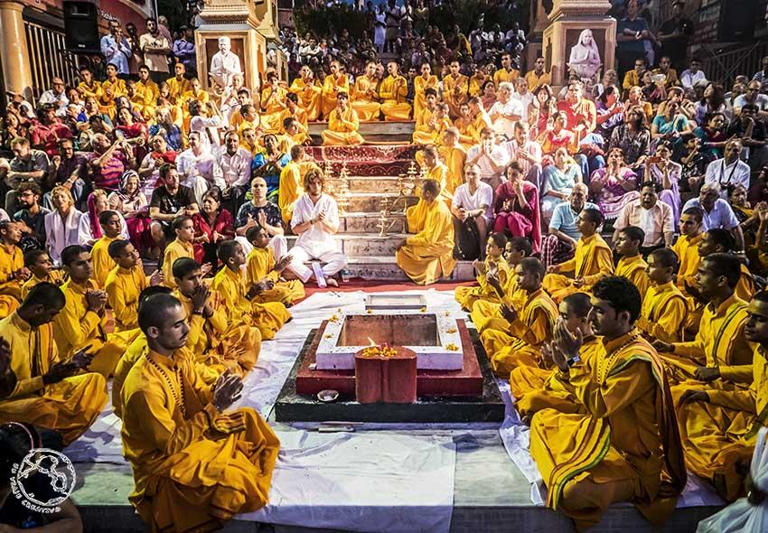 El canto a la madre Ganga
