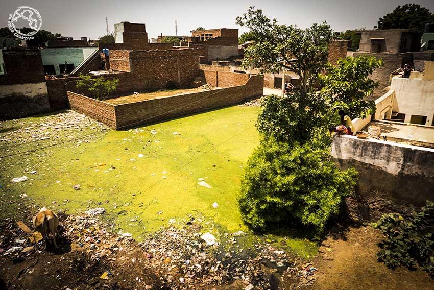 La India y sus problemas de agua