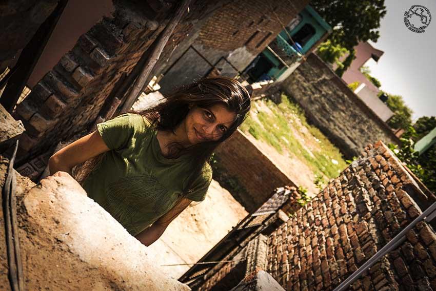 la mujer en India