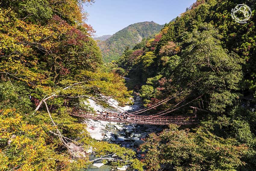 Shikoku Puente de Kazurabashi