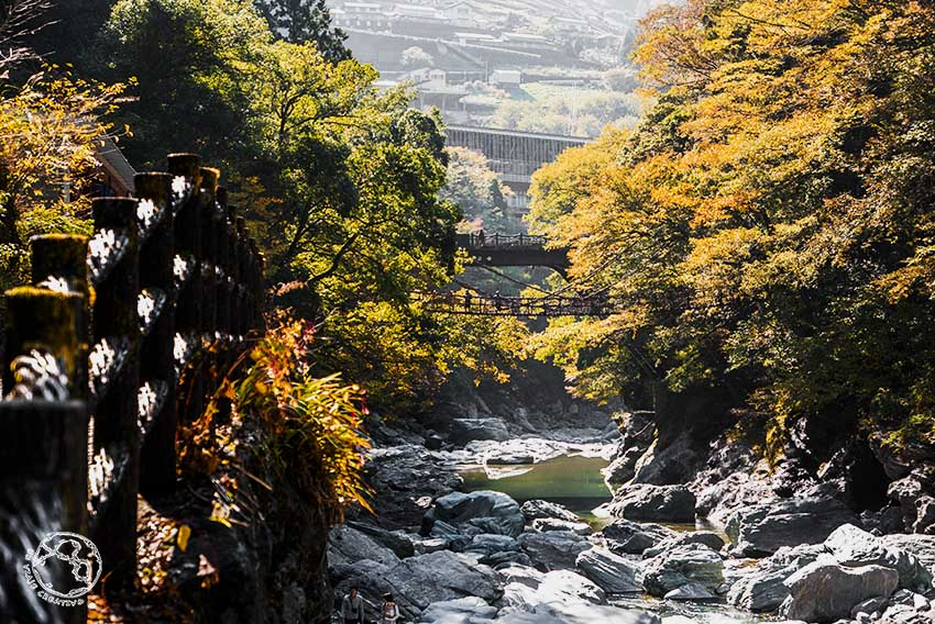 Valle de Iya, Shikoku