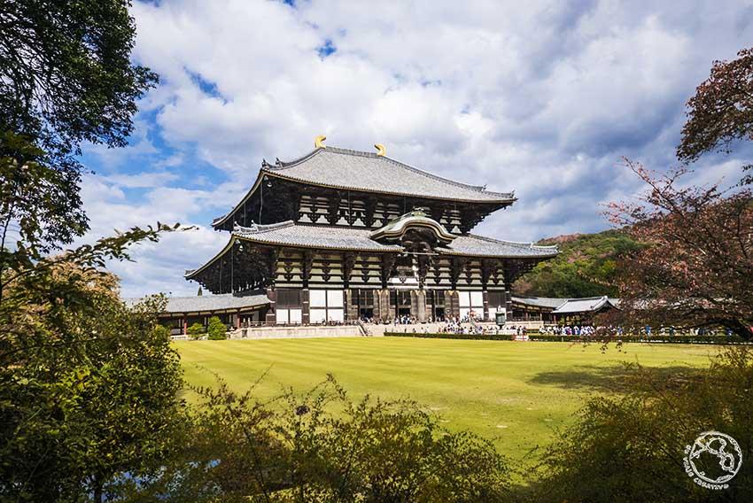 Templo Toda- ji Nara
