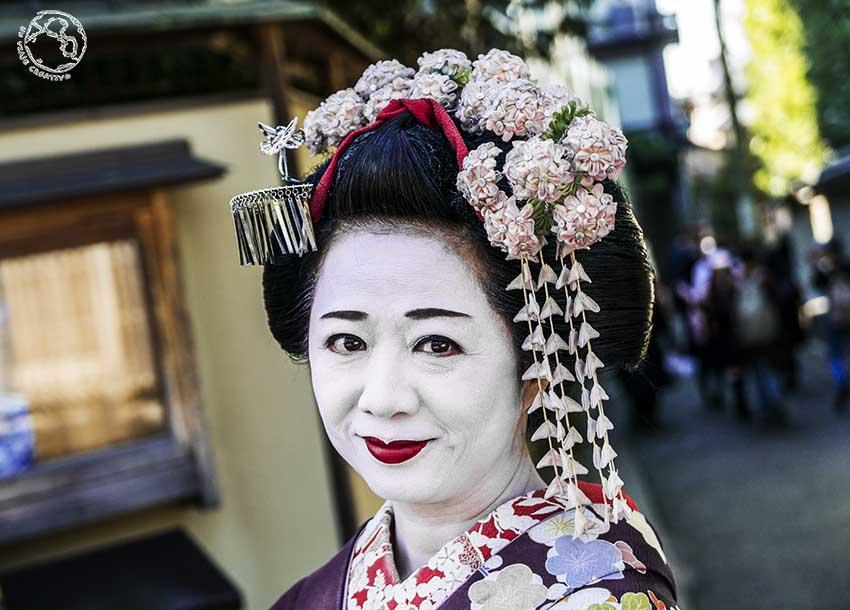 Maiko kioto