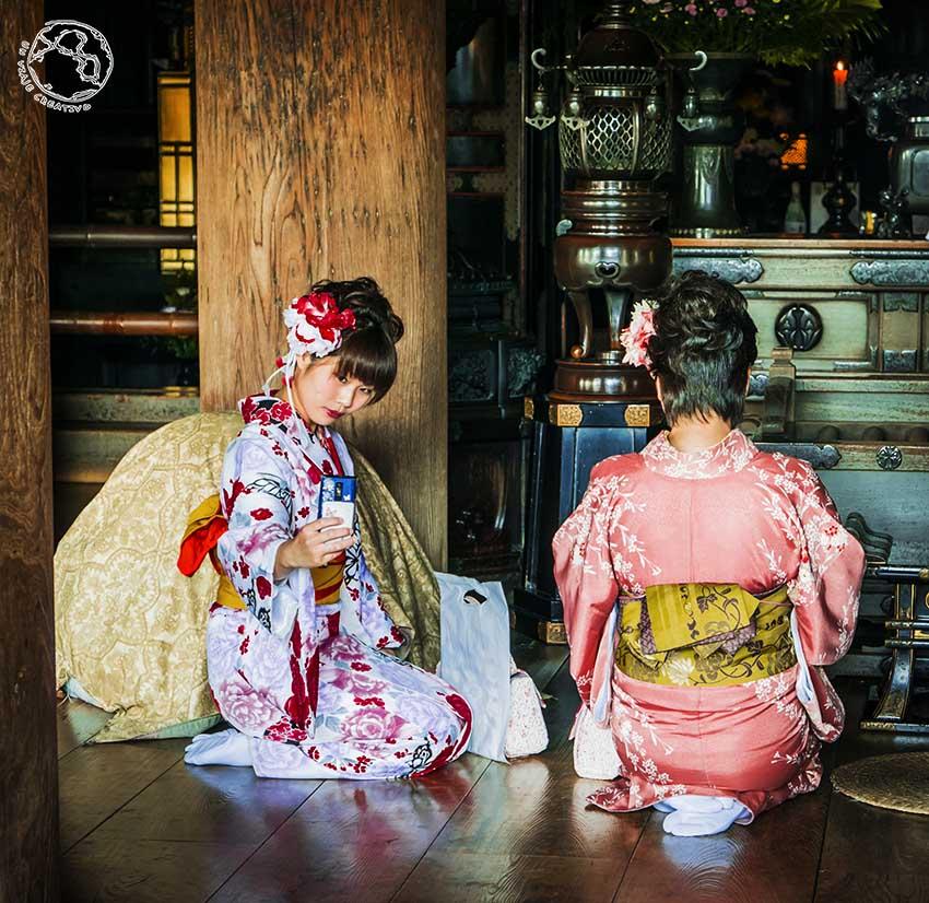 Japones de KIOTO