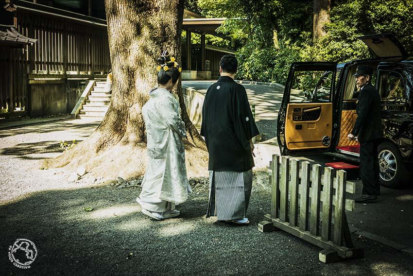 Boda Japón