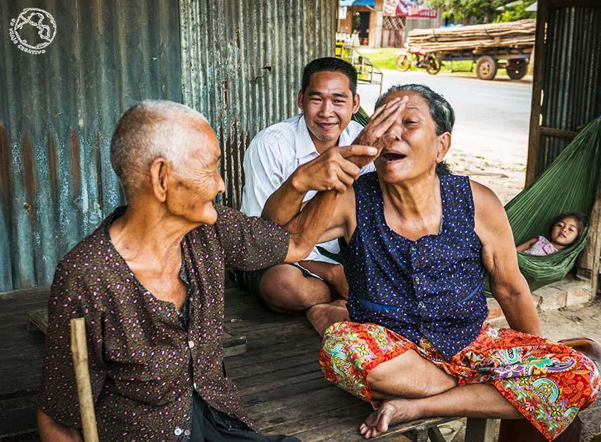 Gente de Camboya