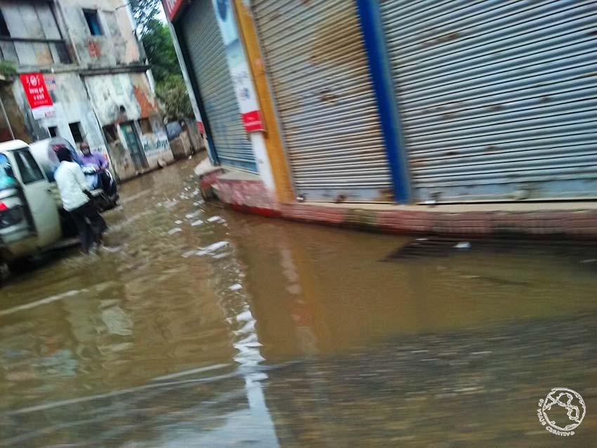 Gran inundación India
