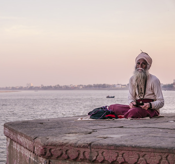 El alma en la India