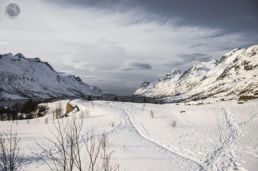 Tromso: Ersfjord