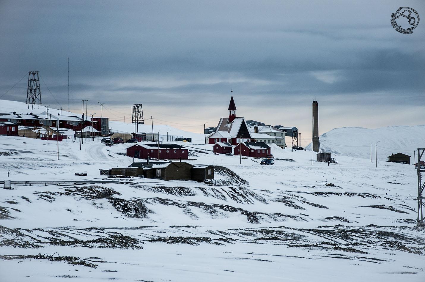 Iglesia Longyearbyen
