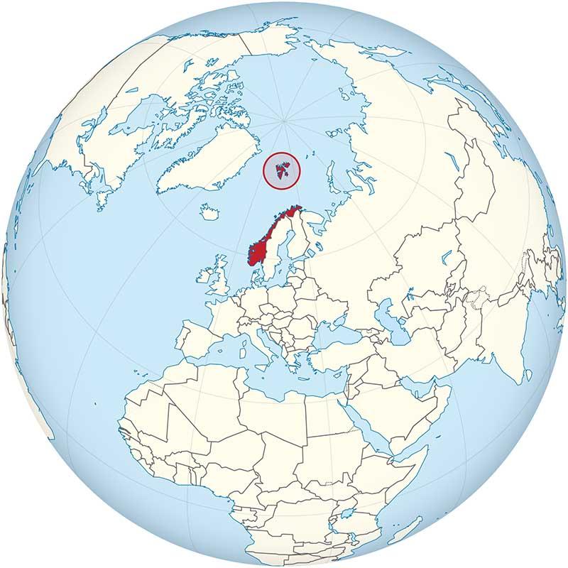 Noruega Svalbard