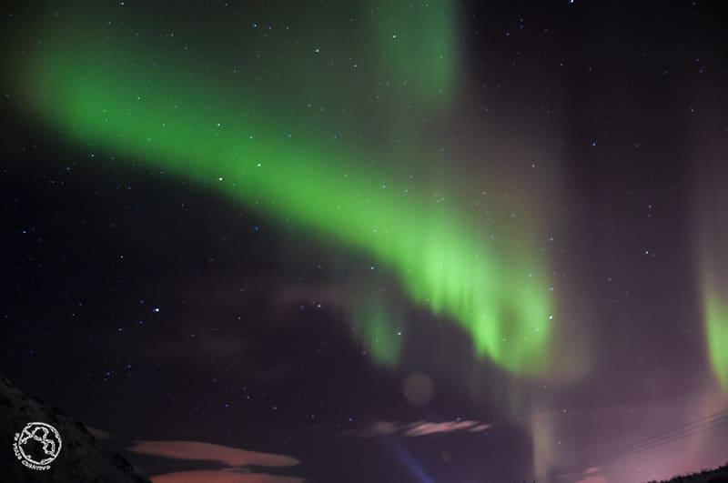 Aurora Boreal en su esplendor
