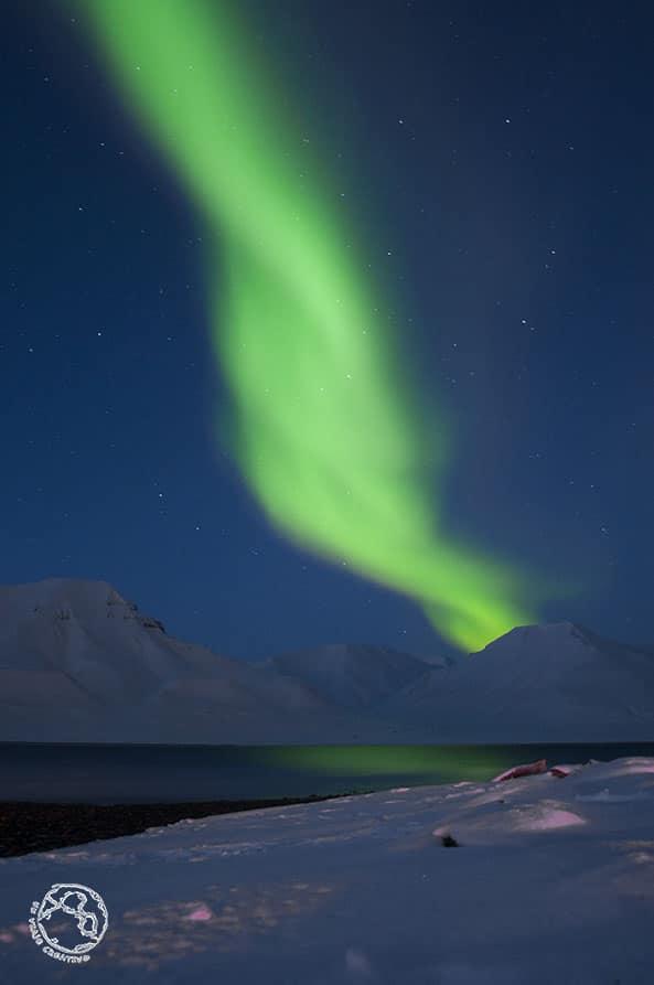 Polvo de hadas (Aurora Boreal)