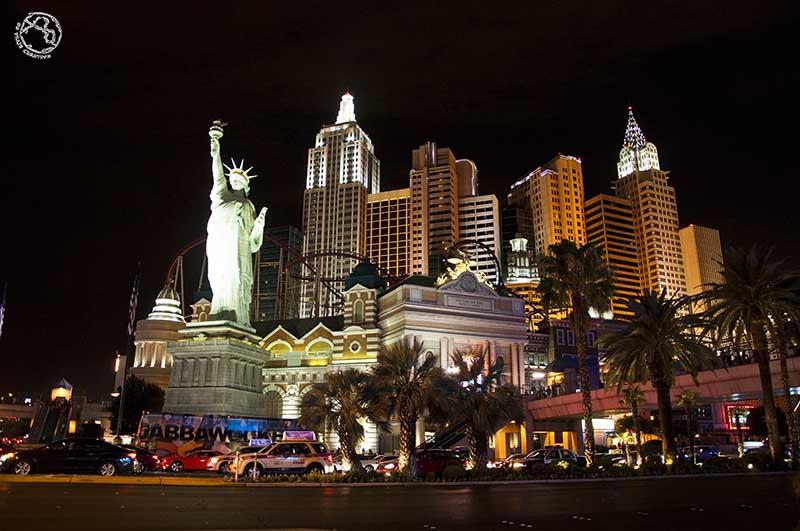 Costa Oeste EEUU Las Vegas
