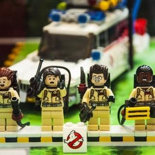 Cazafantasmas Lego