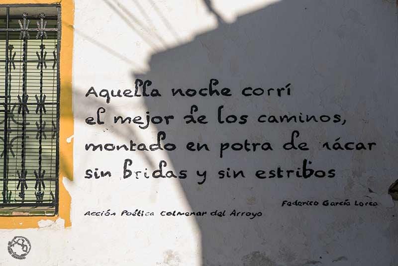 versos Lorca