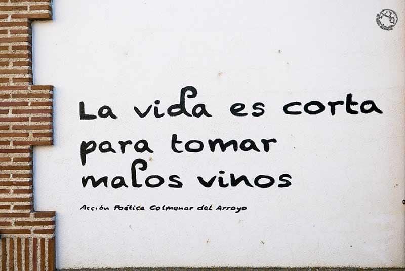 Colmenar del Arroyo, poesía