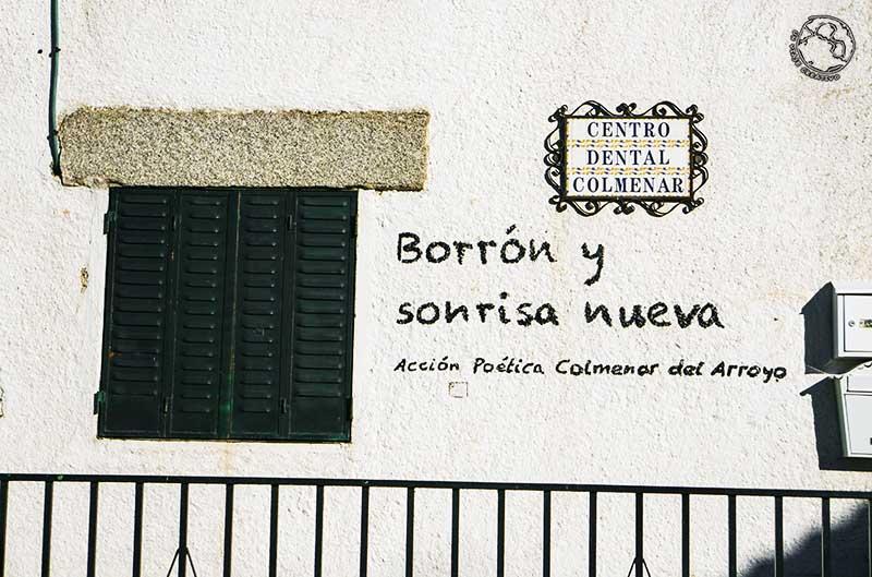 Acción Poética en Madrid