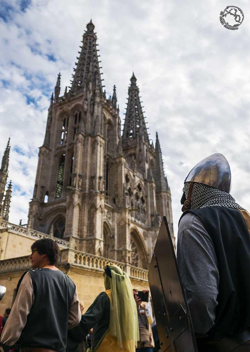 Burgos y el Cid