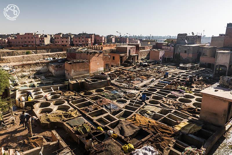 Curtiduría Marrakech