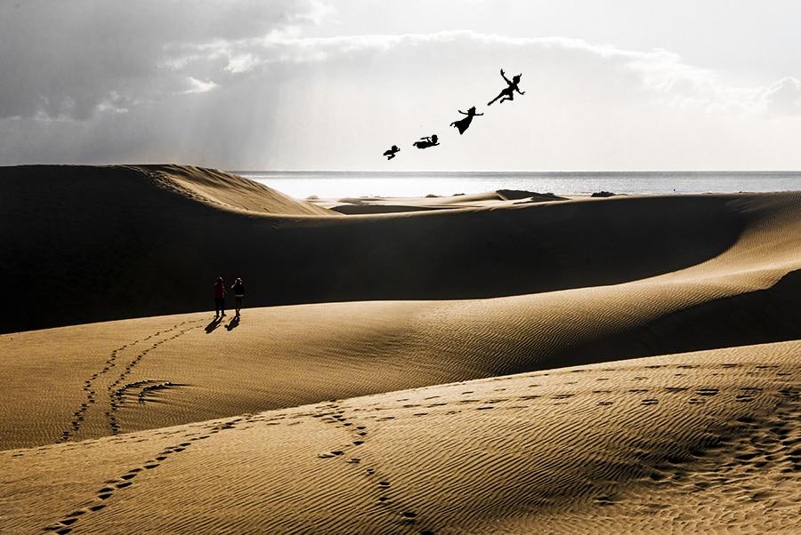 Nunca Jamás y Gran Canaria