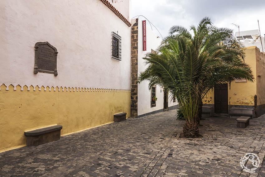 El lugar donde se fundó Las Palmas