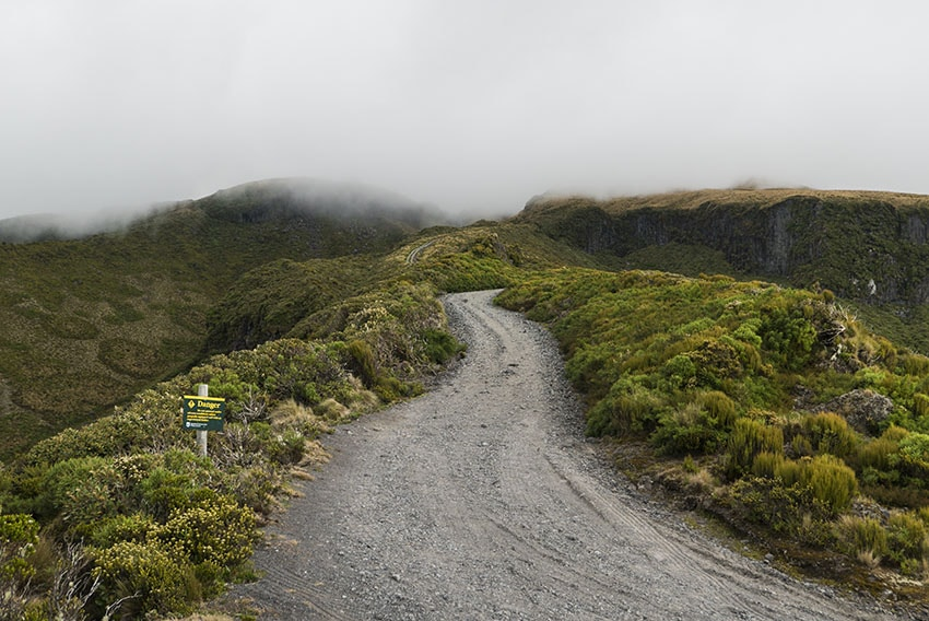 Subida al Monte Taranaki
