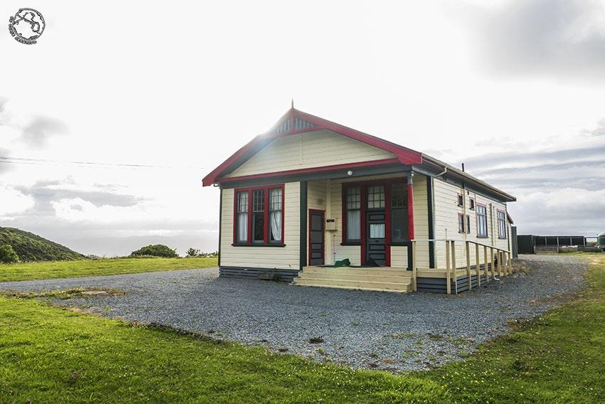 una marae maorí