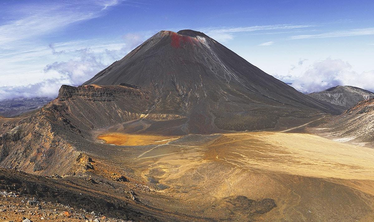 ruta Tongariro, viaje a Nueva Zelanda