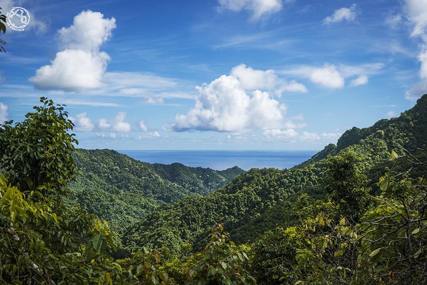 Senderismo en Rarotonga