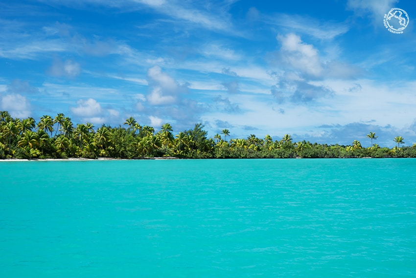 Aitutaki un atolón en islas Cook