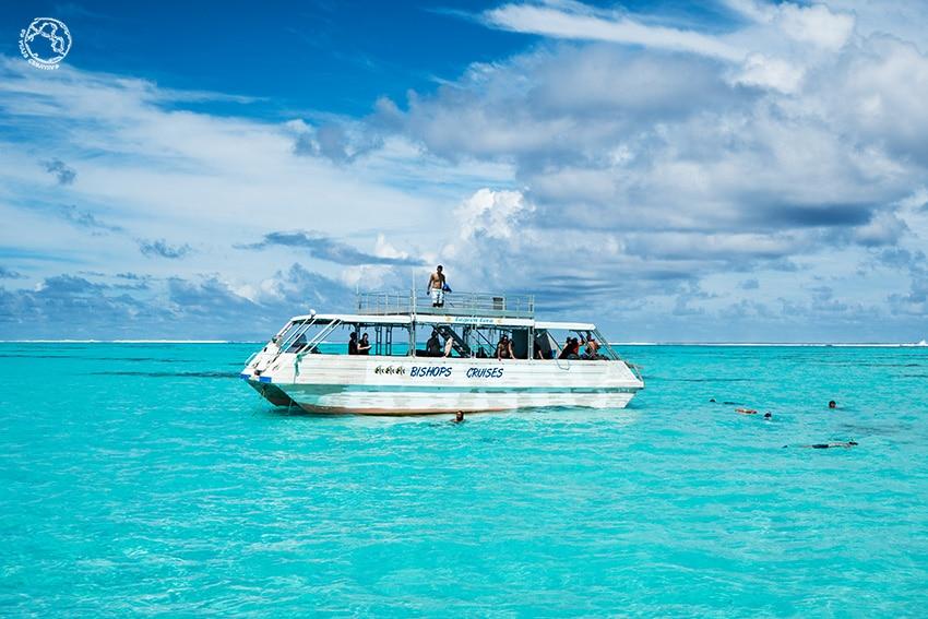 Islas Cook buceo Aitutaki