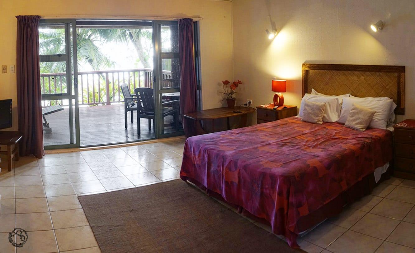 Dónde dormir en Rarotonga