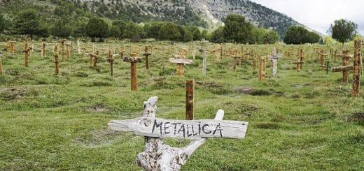 Metallica el bueno el feo y el malo