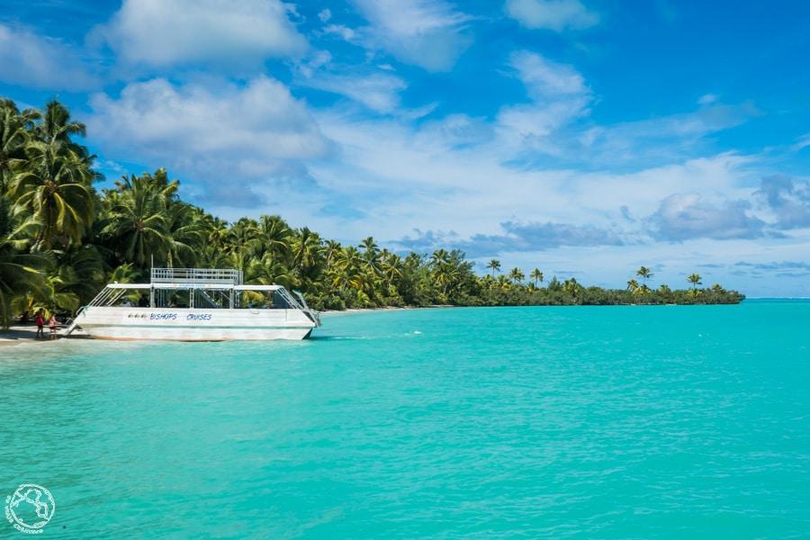 Aitutaki, Islas Cook buceo