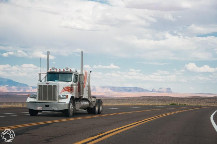 Ruta por Arizona