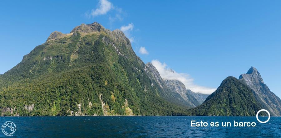 Milford Sound, qué ver en isla Sur de Nueva Zelanda
