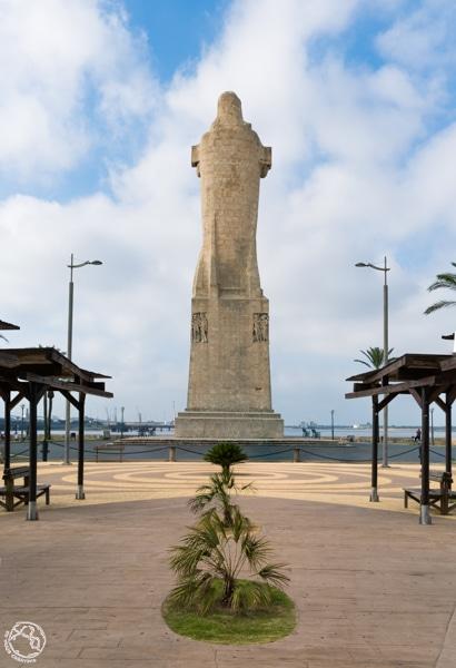 Monumento Colón Huelva