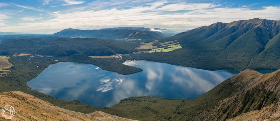 Trekking Nueva Zelanda Nelson lakes