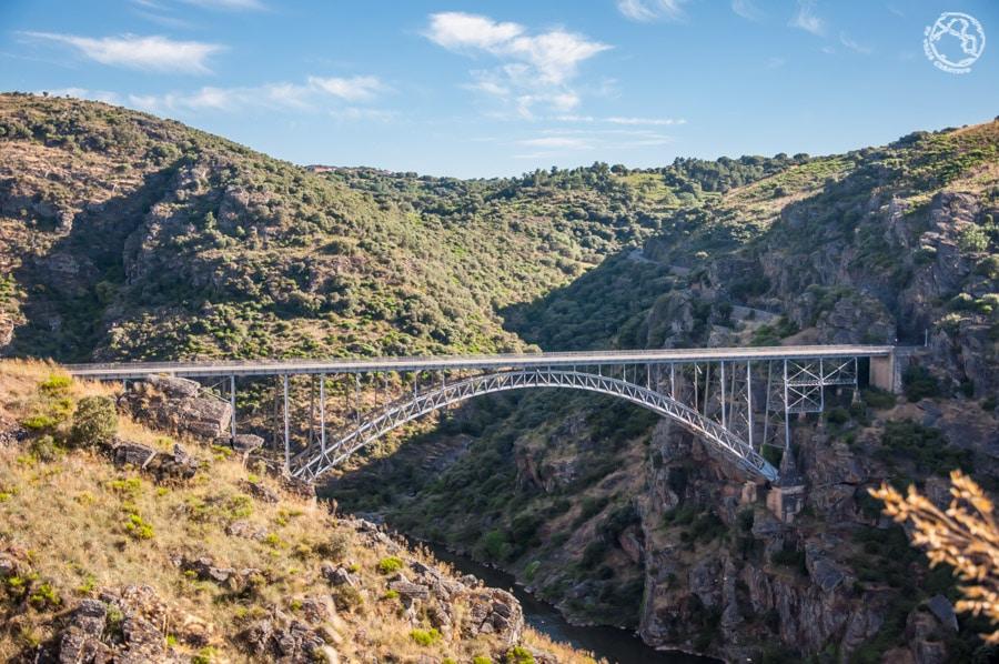 Ruta pueblos de Zamora puente requejo