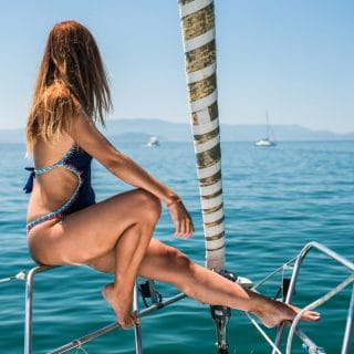 velero a cíes