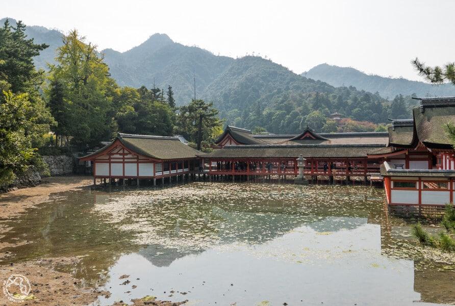 Santuario de Itsukushima, Miyahima