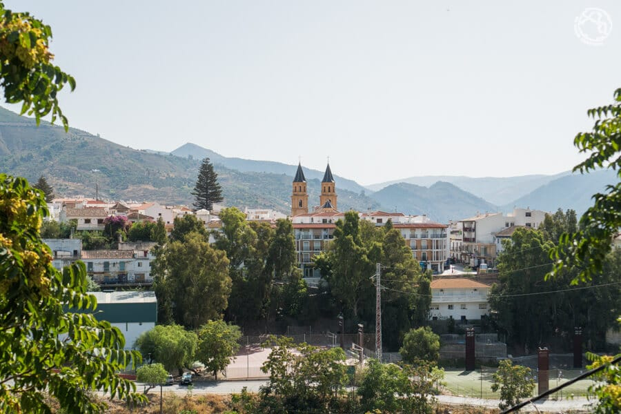 Ruta en coche por la Alpujarra Granada-14
