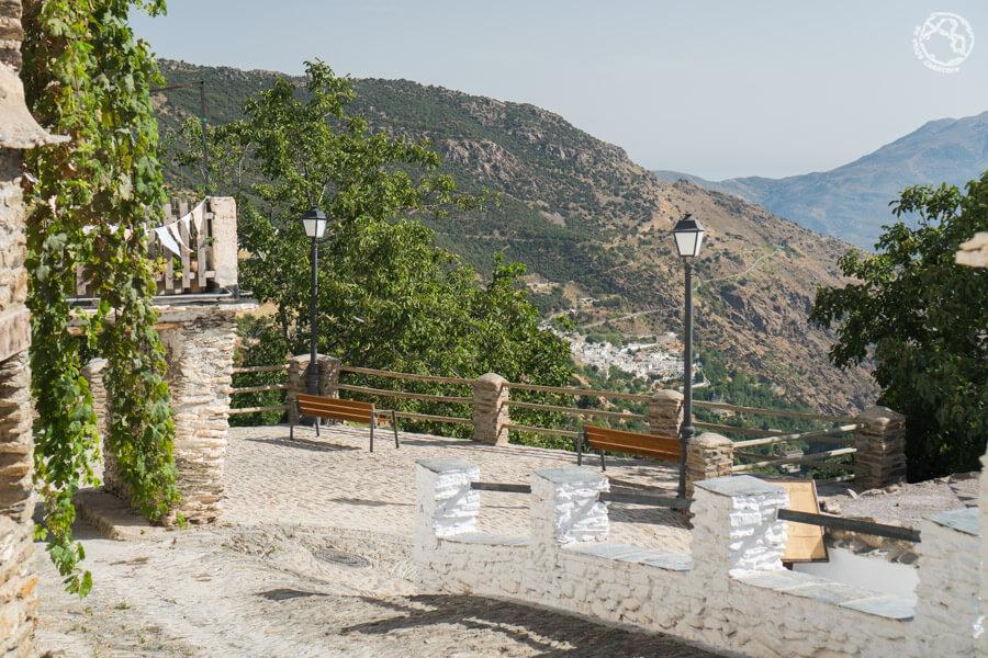 Ruta en coche por la Alpujarra Granada
