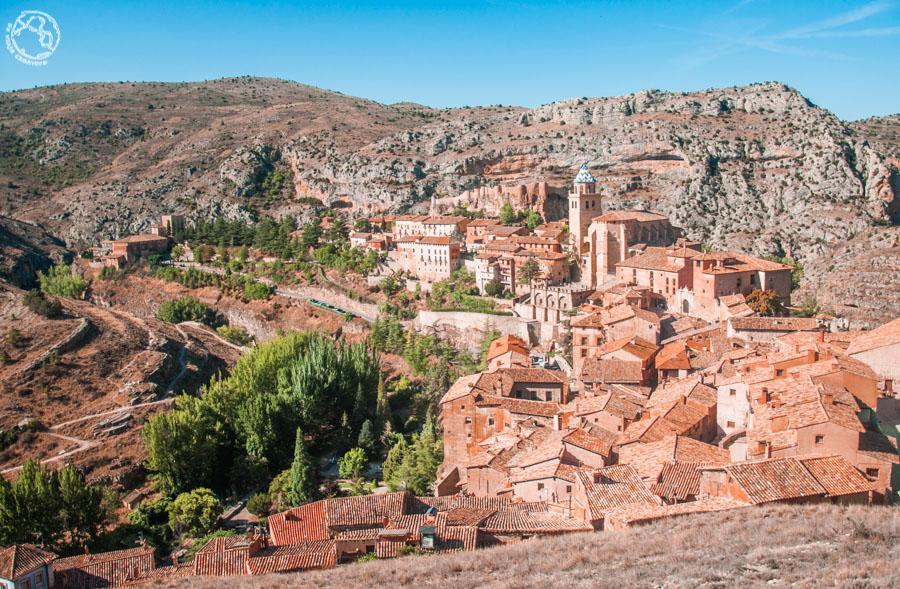Albarracín DESTINOS de TURISMO RURAL en España