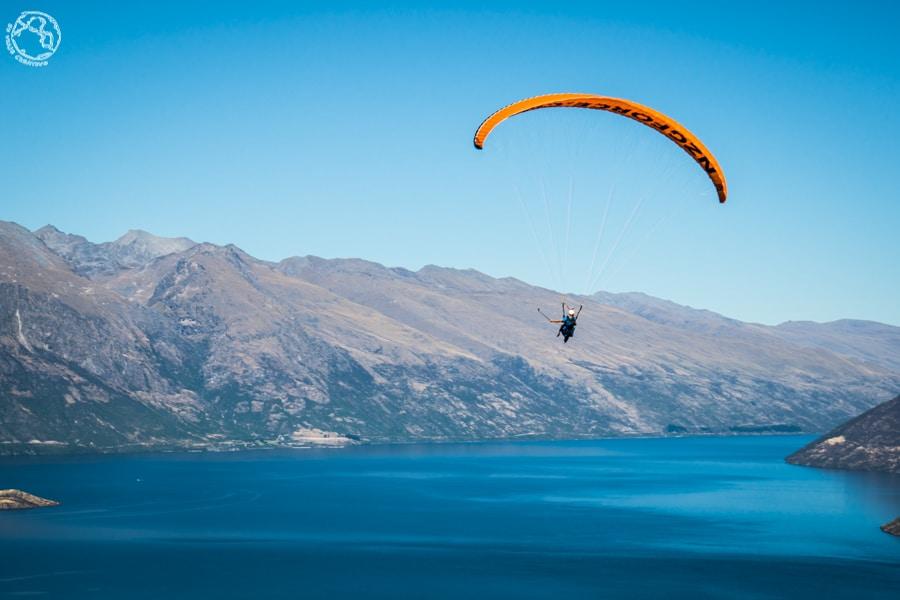 Queenstown, isla Sur de Nueva Zelanda